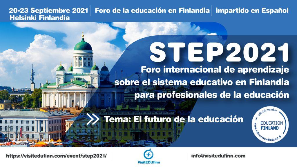 Portada STEP2021