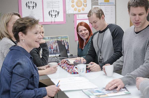 teacher cooperation