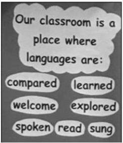 classroom languages