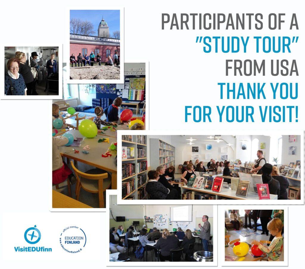 study tour may 11 usa